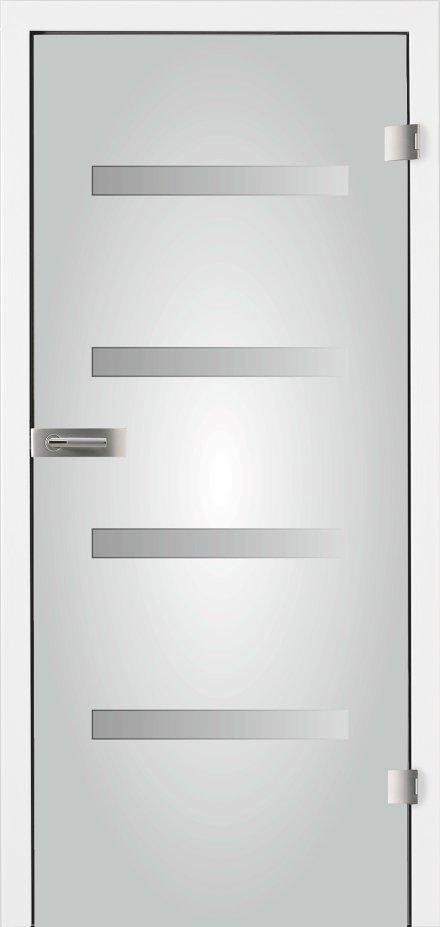 Tür Weis Glas ~ Weiße Türen