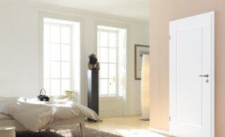 Lieblich Weiße Türen