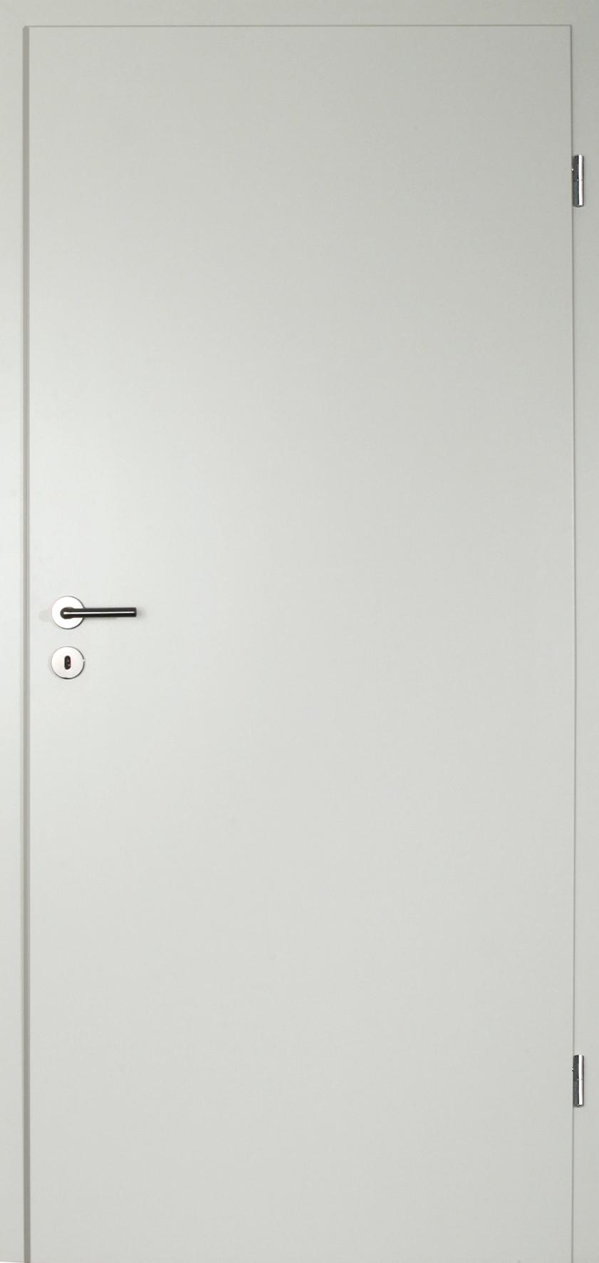 Innentüren grau  Zeitlose Decora Uni-Grau Innentüren von Herholz | herholz.de