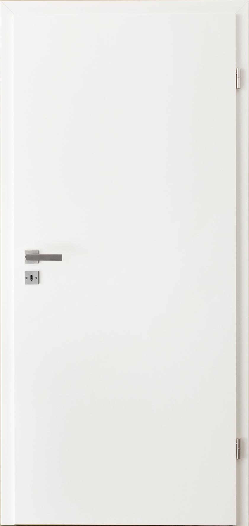 Komplett Neu Zeitlose Decora Uni-Weiß Innentüren von Herholz | herholz.de SW76