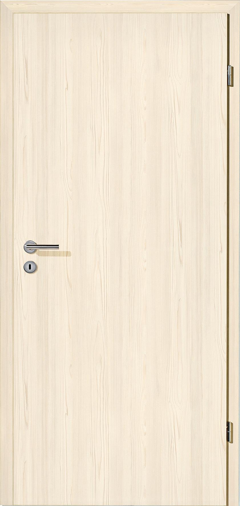 Zimmertüren holz hell  Zeitlose Decora Vital Pinie hell Innentüren von Herholz | herholz.de