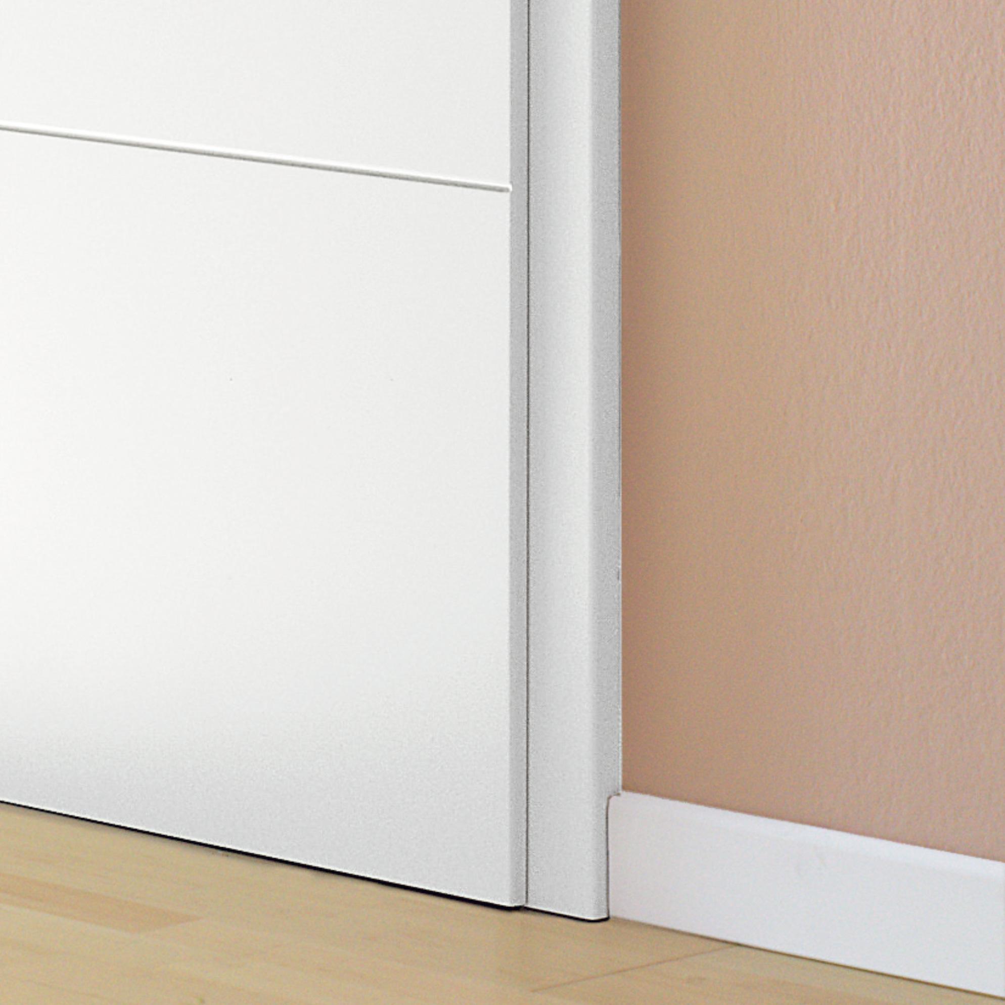 Hervorragend Zeitlose Decora Esche Weiß deckend Innentüren von Herholz | herholz.de JK96